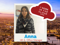 Conozcamos a Anna: twago HR & Office Manager