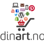 DinArt Data Norway - Redacción freelancer Noruega
