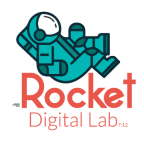 Rocket Digital - Diseño de logotipos freelancer San pedro sula