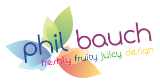 Phil Bauch - freshly fruity juicy design