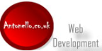 Antonello Web Development - PHP freelancer Buckinghamshire