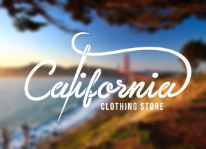 logo california clothing store